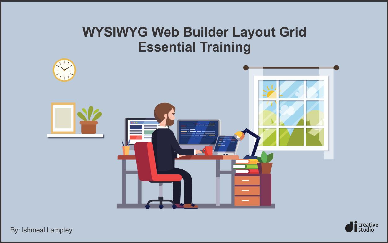 WYSIWYG Web Builder Video Courses